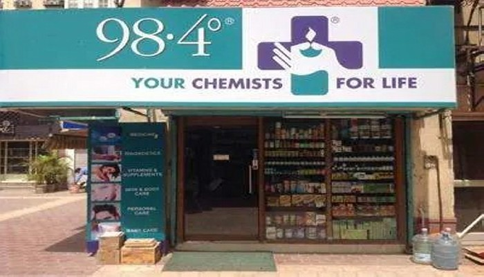 98.4 CHEMIST AND HEALTH STORE, GREEN PARK