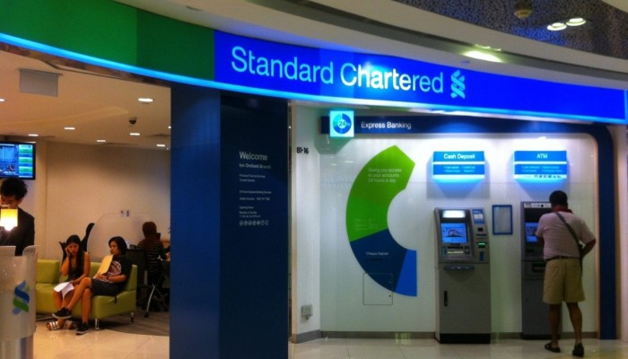 STANDARD CHARTERED BANK BRANCHES AND ATMS