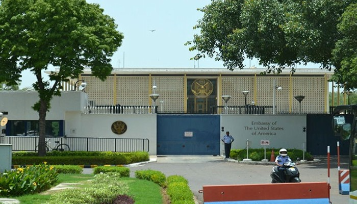 Embassies in Delhi