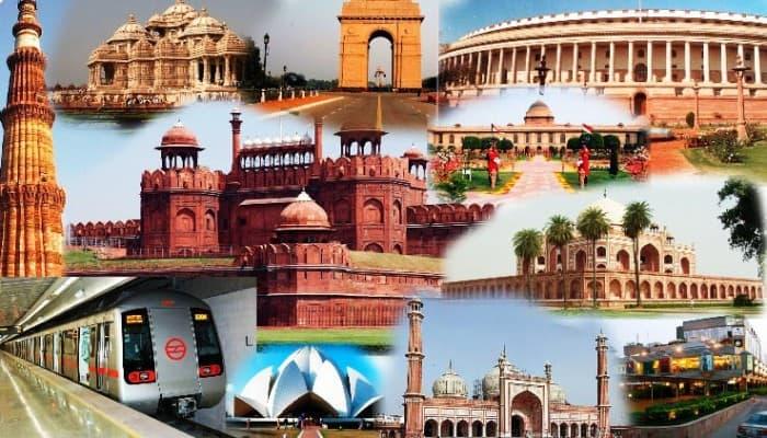Getting Around Delhi